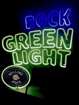 rolling rock neon sign Brand New
