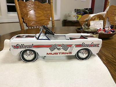 1964 1965 Mustang Pace Car Pedal Car