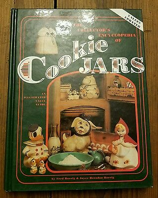 The Collector's Encyclopedia of Cookie Jars and Value Guide Collectors Book