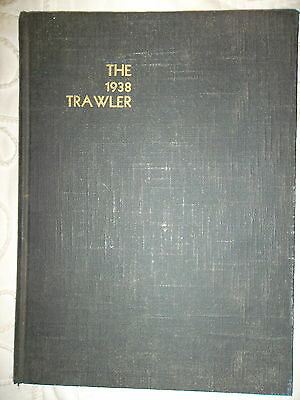 Babylon (NY)  HS Yearbook - The 1938 Trawler - Vintage - Rare!