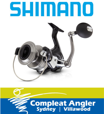 Shimano Spheros 6000SW Spin Fishing Reel BRAND NEW At Compleat Angler
