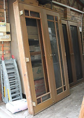WRC French Doors and Matching Windows