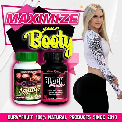 MAXIMIZE your Booty Growing with Aguaje & Black Maca - 10% OFF (US Seller)