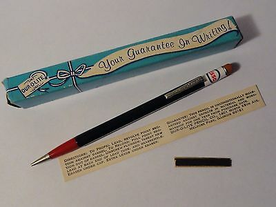Vintage Esso Employee Mechanical Pencil - Durolite NIB - Research & Engineering