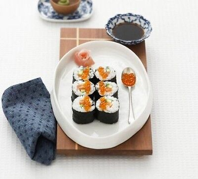 Salmon And Cucumber Sushi Rolls Recipe Wallpaper Penny 1p Auction No reserve