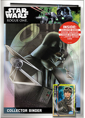 TOPPS STAR WARS Rogue One Starter Pack