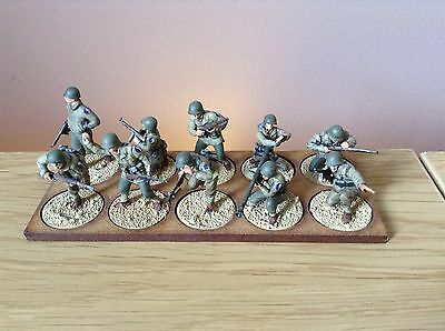 28mm Bolt Action 29th Infantry Division DDay painted by Faces of War