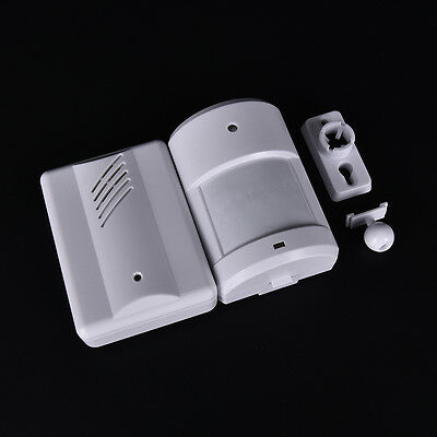 Wireless Infrared Monitor Sensor Motion Detector Entry Door Bell Alarm Chime SP