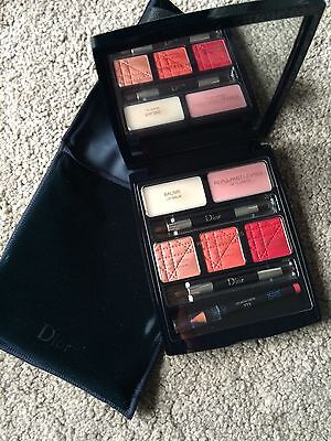 *New Rare Limited Celebration Christian Dior Make-up Palette For The Lips*