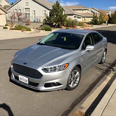 2015 Ford Fusion titanium lease my 2015 ford fusion energi titanium loaded plug for $399 a month from ford