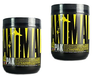 ANIMAL PAK 198g - 14 or 28 servings UNIVERSAL POWDER MULTIVITAMIN & MINERALS