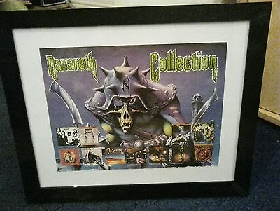 Nazareth Collection Framed Poster World Tour 79