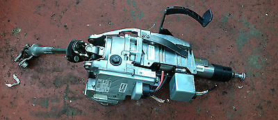 Renault Meagne 1.9 Dci Eps Electric Power Steering Column + Ecu