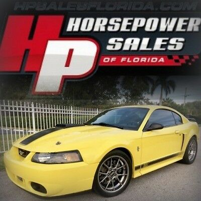 2003 Ford Mustang Premium Mach 1 SUPERCHARGED!!!!! 2003 Ford Mustang Premium Mach 1 SUPERCHARGED!!!!