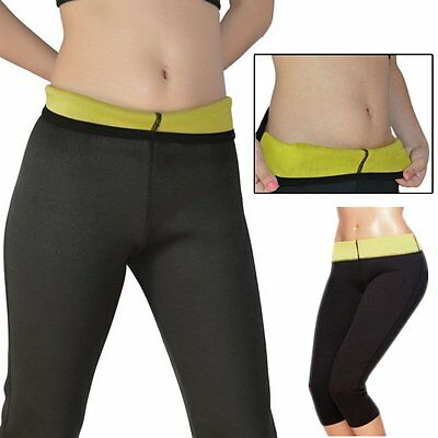 Fashion Hot Shapers Stretch Neoprene Slimming Pants Shaper Control Pantie AO