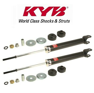 For Ford Focus 2012-2014 Pair Set of 2 Rear Shock Absorbers KYB Excel-G 349194