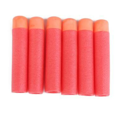Kids Children Toy Bullets Darts for Nerf Guns 12pcs Red