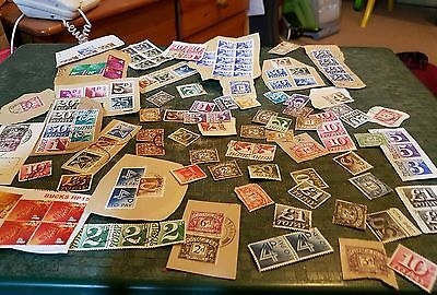 GB postage due stamps various genres large selection