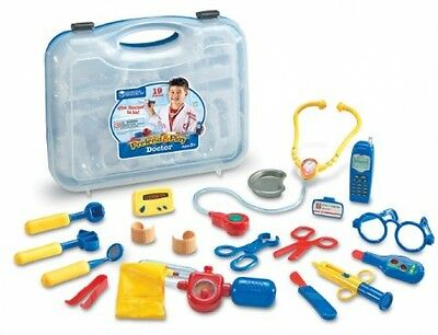 Learning Resources Pretend and Play Doctor Set