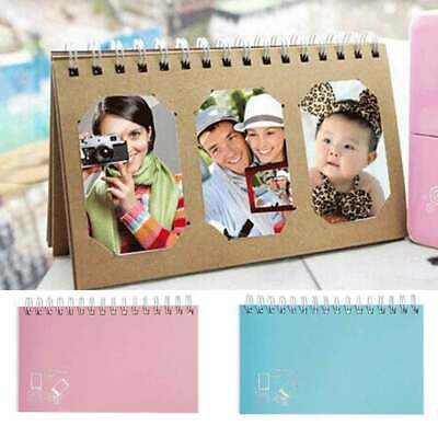 60 Pockets Photo Calendar Album FujiFilm Instax Mini Polaroid Fuji Film Camera 8