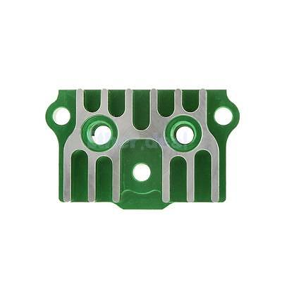 Horizontal Shaft Engine Oil Cooler for 110 125 140 150 160CC Pitbikes Green