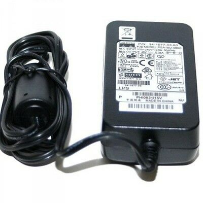 Genuine Cisco Psa18U-480C 34-1977-03 Ao 48V 0.38A Ac Power Adapter Ap1131G 1142N