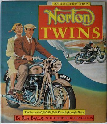 Norton Twins by Roy Bacon - Osprey Collectors Library Published 1986