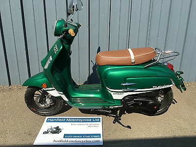 Scooter WK Bellissima 125