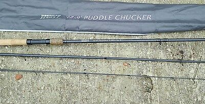 12ft 9 inch drennan series 7 puddle chucker match fishing waggler rod