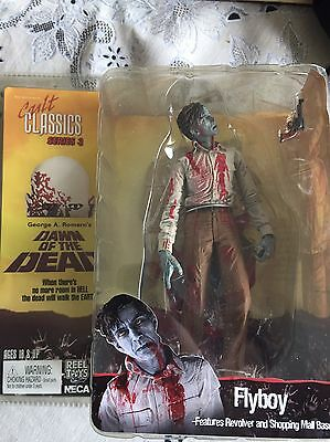 3 Packaged Dawn Of The Dead Figures