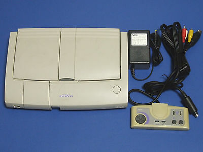 NEC PC-Engine DUO R Console System Import Japan