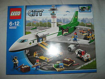 New Sealed LEGO City Cargo Terminal 60022