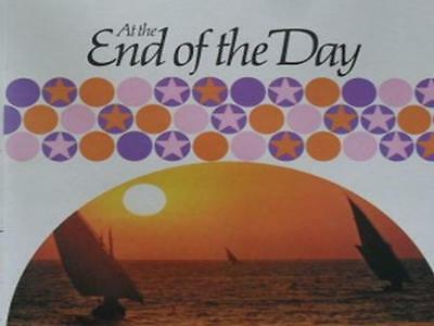 AT THE END OF THE DAY - LP Vinyl Record