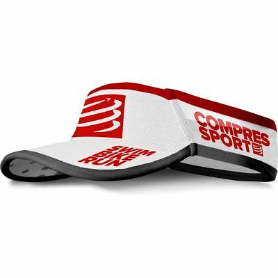 Compressport COMP Visor Cap Ultralight V2 TRI226 WE | One size | White
