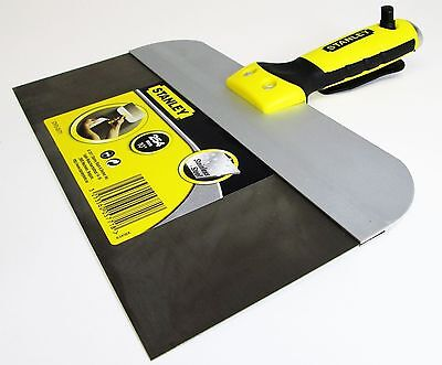 """Stanley Stainless Steel Taping Knife with Bi-Material Handle 10"""" STHT0-05771"""