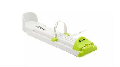 Clarks Junior Foot Gauge Size 10 Child -10 Adult New, Free Courier Delivery