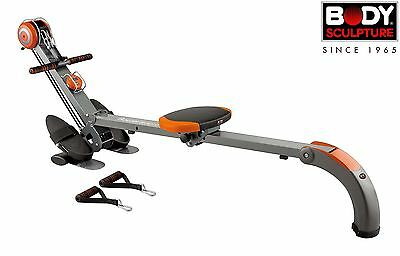 Body Sculpture BR3010 Rower N Gym - with instructional DVD