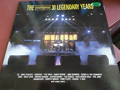 The Marquee: 30 Legendary Years: Doppel Vinyl Lp: 1989: Foc (Klappcover)