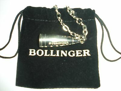 Rare - James Bond 007 Exclusive Quantum Of Solace Bollinger Keychain - Skyfall,