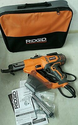 "Ridgid R6791 3"" Drywall And Deck Collated Screwdriver 2143 E"