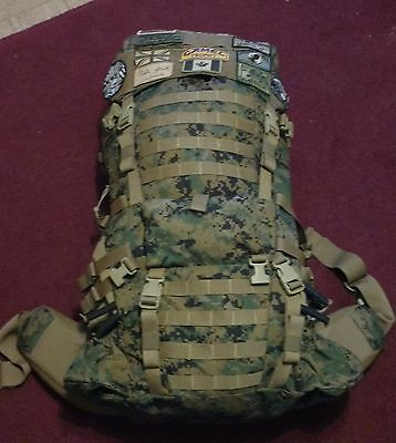 USMC ILBE Rucksack Complete NEW With Extras