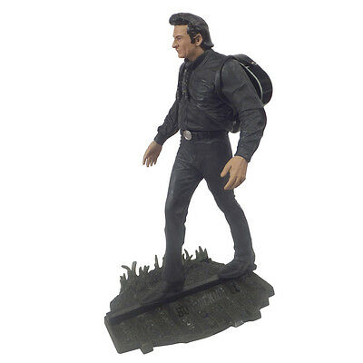 Johnny Cash 2006 Sota Toys Man In Black / Walk The Line Action Figure & Guitar