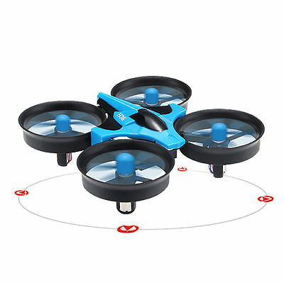 JJRC H36 4CH 6-Axis 2.4Ghz GYRO RC Quadcopter Headless 360° Flip 2 Battery Drone
