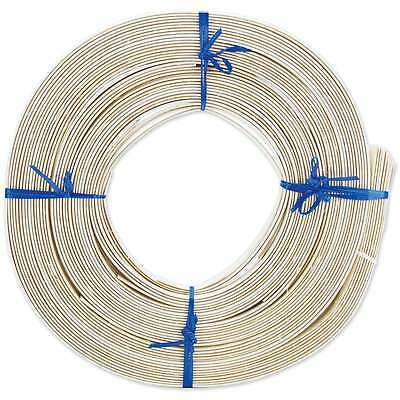 Flat Oval Reed 3/8 Inch 1 Pound Coil-Approximately 175 752303580269