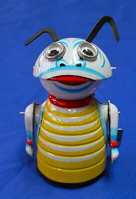 Vintage Marx Toy Moon Creature wind up toy Chompy Beetle Robot