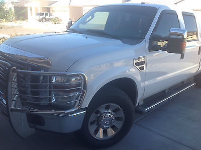 2009 Ford F-250 Lariat 2009 Ford F250 Lariat Turbo 6.4 Extended Crew Cab pickup