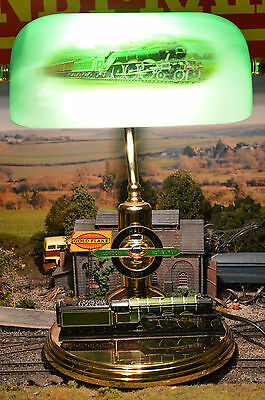 Flying Scotsman L.n.e.r 4472, Lamp, By Bradford Exchange, Unusual