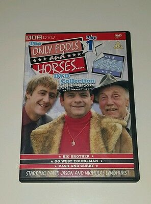 The Only Fools and Horses DVD Collection Disc 1