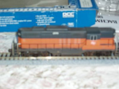 Ho Gauge Bachmann Gp9 Diesel Dcc And Sound Fitted
