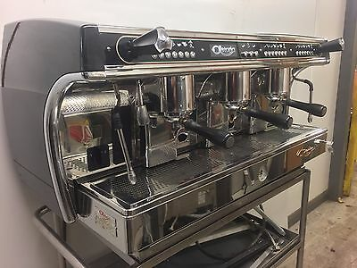 Commercial Traditional Coffee Espresso Machine Excellent Condition No Reserve